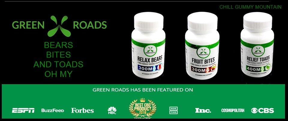 GREEN ROADS GUMMIES Florida