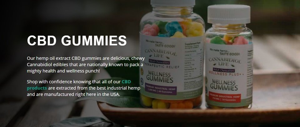 cbd gummies Florida