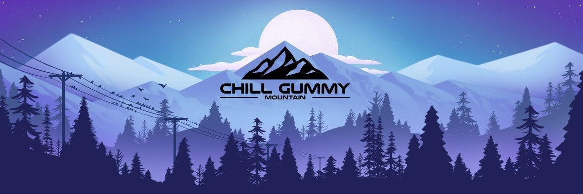 chill gummy mountain
