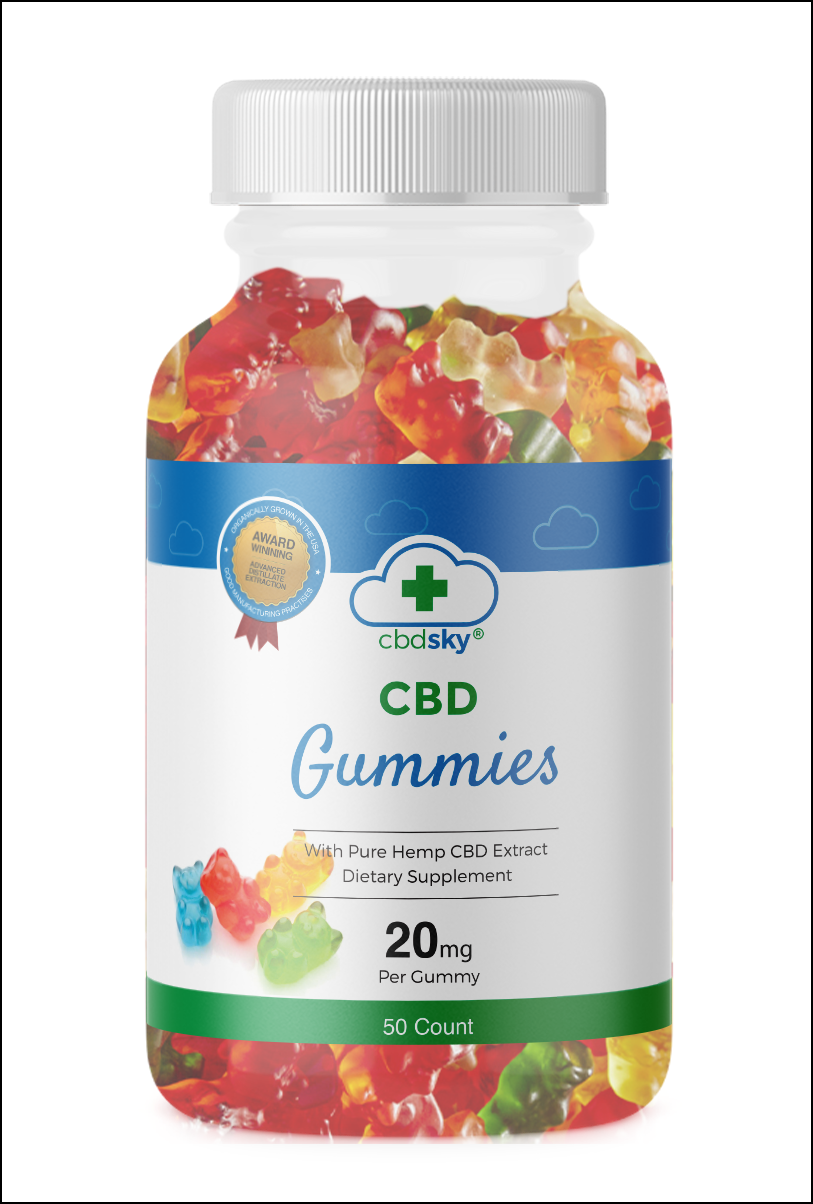 chill gummy mountain cbd sky gummies